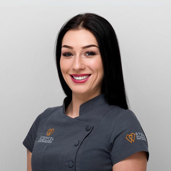 Rejestratorka Magdalena Bałdyga