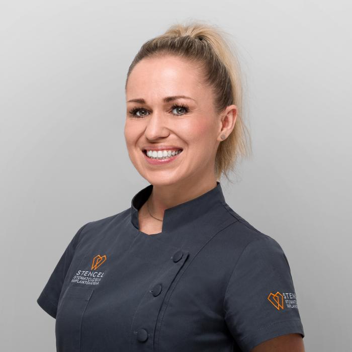 Higienistka Marta Stoksik-Seidel